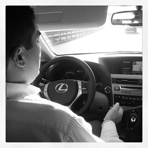 Lexus, mi experiencia híbrida