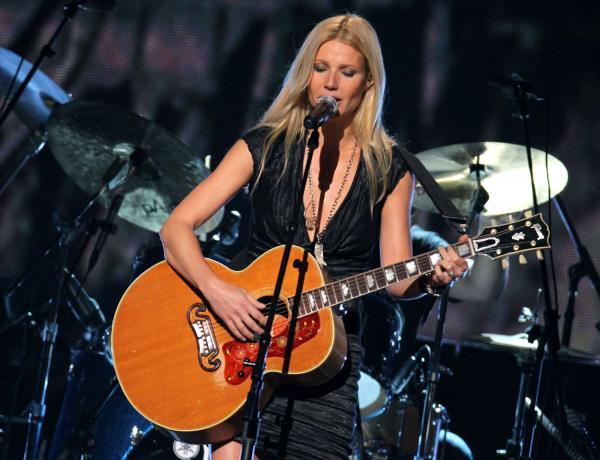 Gwyneth cantante
