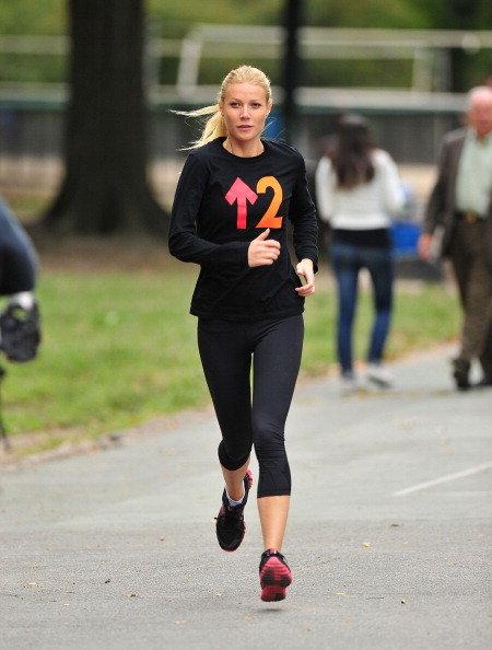 Gwyneth deportiva