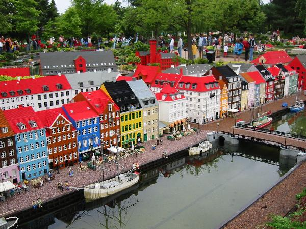 Legoland (Billund, Dinamarca)