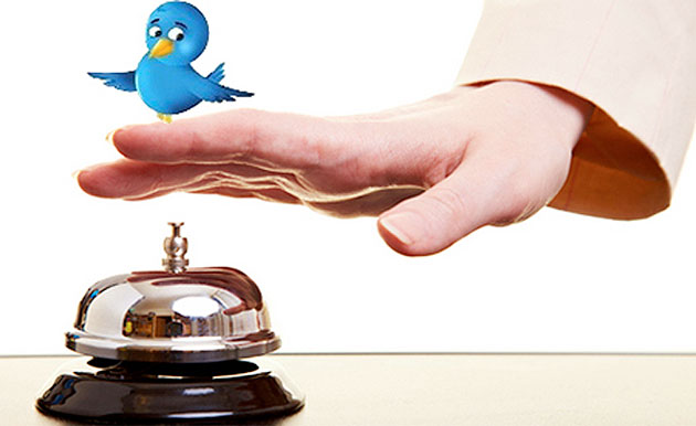 Ranking de cadenas hoteleras españolas en Twitter