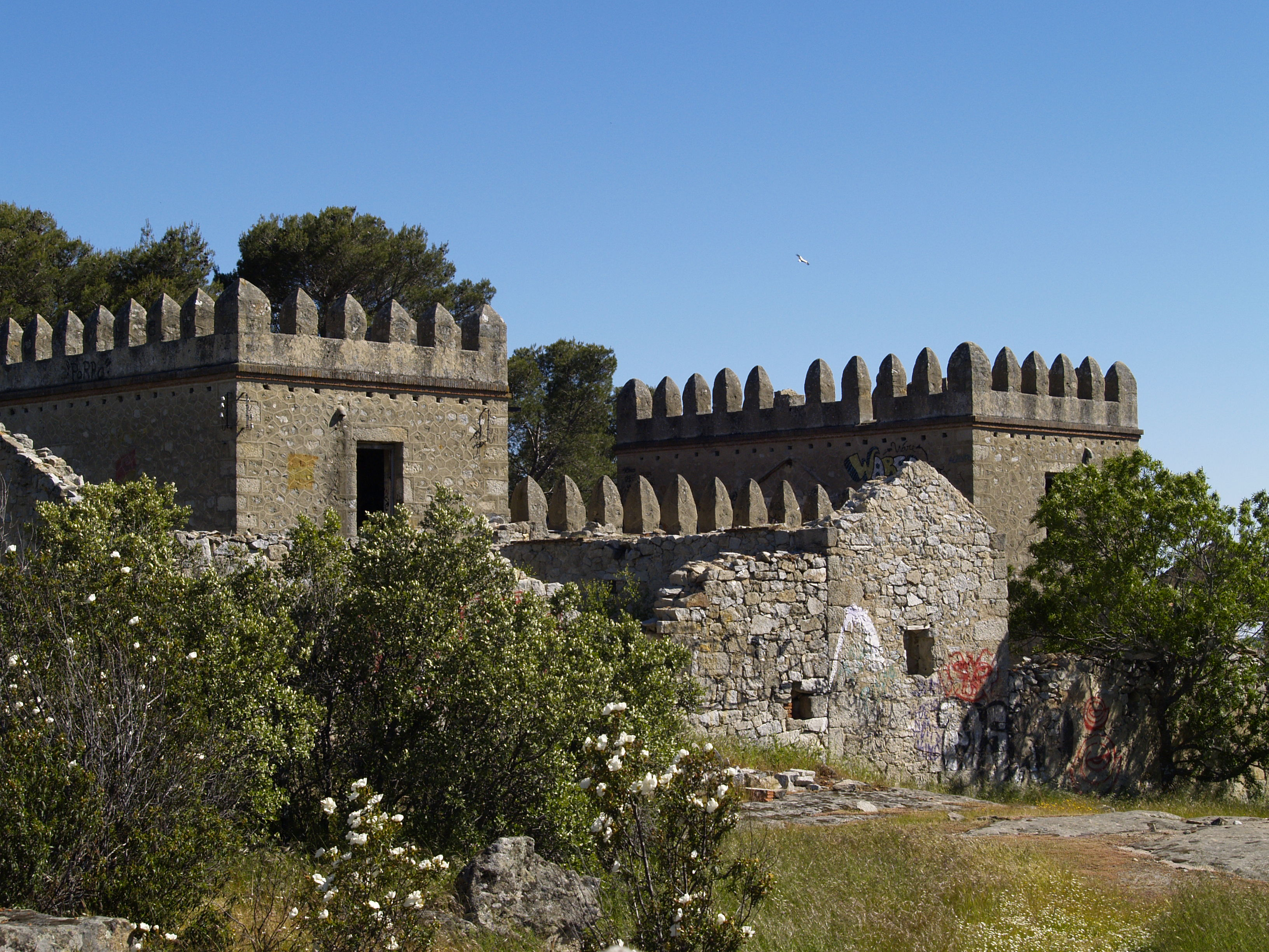 Castillo de Mataespesa Alpedrete