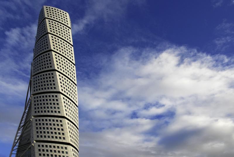 Turning Torso, de Santiago Calatrava. Fotografía de Silvia Man
